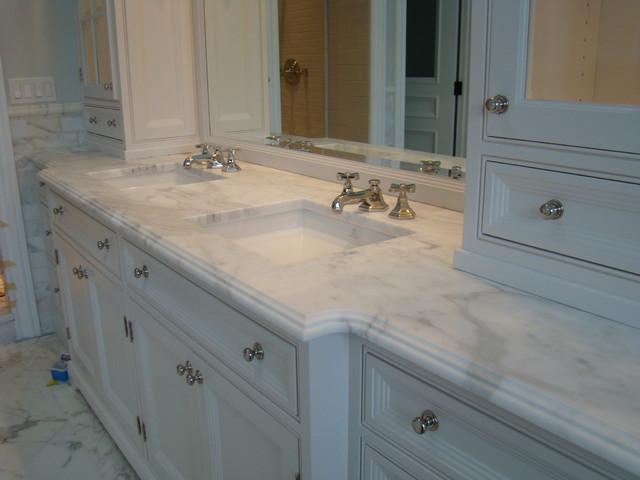 Granite Bathroom Countertop Are Rising In Popularity